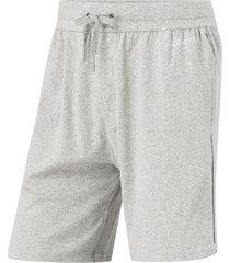 pyjamasshorts i mjuk trikå