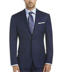 joe joseph abboud blue slim fit survival suit