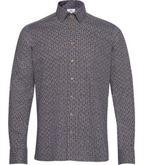 8667 - gordon sc skjorta casual grå xo shirtmaker by sand copenhagen