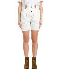 etro aloe cargo shorts