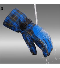 skiing gloves waterproof motorcycle winter snowmobile warm