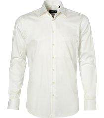 ledub overhemd - modern fit - ecru