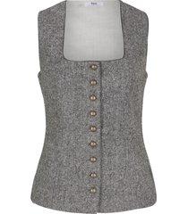 corsetto bavarese (grigio) - bpc bonprix collection