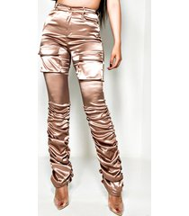 akira better me high waisted stretchy scrunched ankle pants