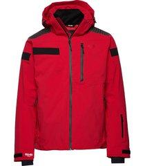 aston jacket outerwear sport jackets röd 8848 altitude