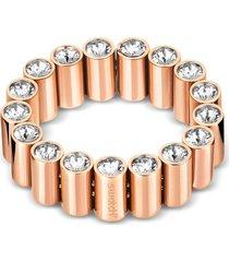 anillo swatch  lustro/jrm084-7 - rosa