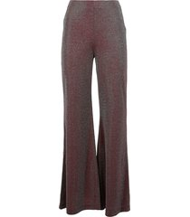 m missoni lurex trousers