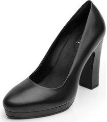 zapato mujer elba negro flexi
