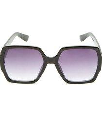 gafas lente degrade color negro, talla uni