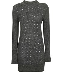 philosophy di lorenzo serafini embellished dress