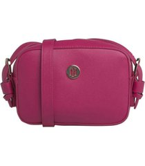 cartera classic camera rosa tommy jeans