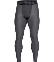 lycra pantalon under armour heatgear para hombre - gris