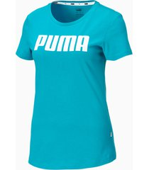 essentials t-shirt voor dames, maat m | puma