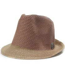 sombrero gardel marron fight for your right