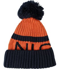 mens footy wooly hat