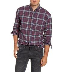 men's rails felix plaid button-down flannel shirt