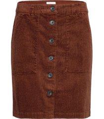 tesspw sk kort kjol brun part two