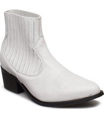 cruz leather shoes boots ankle boots ankle boots with heel vit pavement