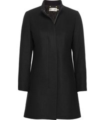 levannaiw crew coat yllerock rock svart inwear