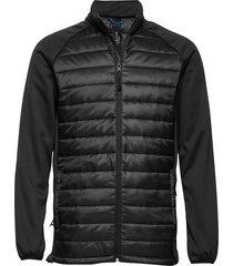 slhnew quilt jacket b gevoerd jack zwart selected homme
