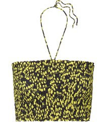 ganni bikini tops