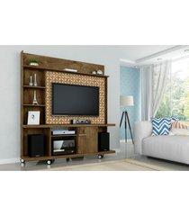 home taurus madeira rústica/madeira 3d móveis bechara
