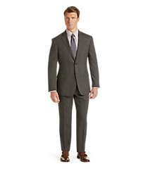 1905 collection tailored fit plaid men's suit with brrr°® comfort clearance by jos. a. bank
