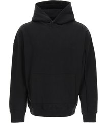 a-cold-wall hoodie with logo embroidery