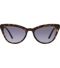 prada prada pr 01vs tortoise sunglasses