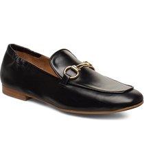 shoes 4527 loafers låga skor svart billi bi