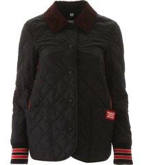 burberry ledsham quilted jacket