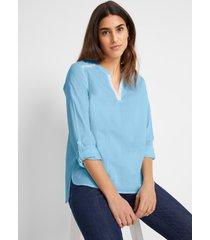 blouse, lange mouw