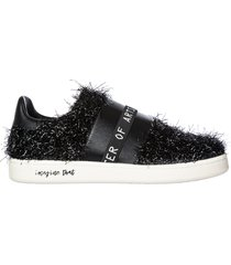 slip on donna in pelle sneakers