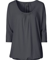 maglia oversize (grigio) - rainbow