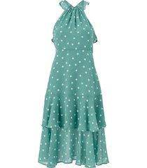 klänning viyrsa dot s/l midi dress