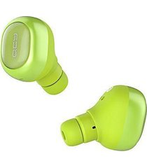 audifonos bluetooth qcy twins q29 verde