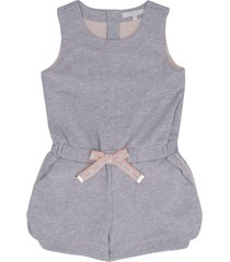chloé cotton playsuit