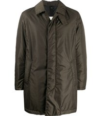 mackintosh imperial thermal coat - green