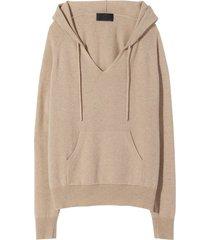 albany hoodie in oatmeal
