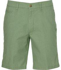 jac hensen short - modern fit - groen