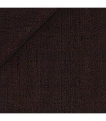 pantaloni da uomo su misura, vitale barberis canonico, lana mohair marrone, primavera estate | lanieri