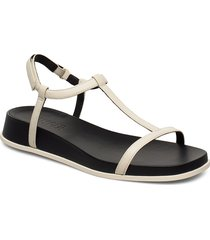 atonika shoes summer shoes flat sandals creme camper