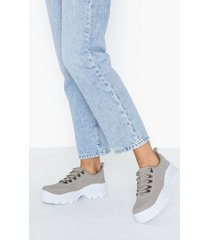 nly shoes cheeky sneaker low top beige