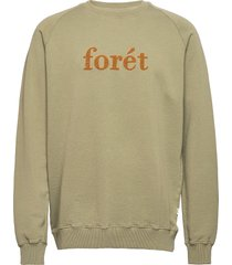 spruce sweatshirt sweat-shirt tröja grön forét
