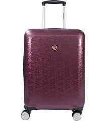 maleta de viaje swisspass magic 28 rojo- explora