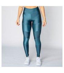 calça legging poliamida splendid texture feminina água e luz
