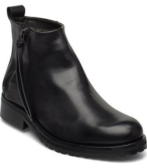 ave ankle boot - black shoes boots ankle boots ankle boot - heel svart royal republiq