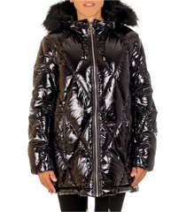 fur hood zip jacket mf02j7vd2w