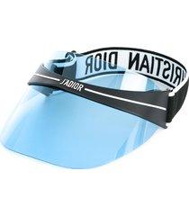 dior eyewear diorclub1 visor - blue
