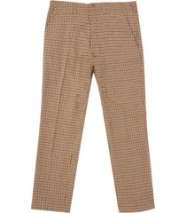 jj emlyn jordan trousers - cognac